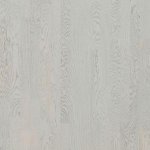 Паркетная доска Alster Wood Трёхполосная Дуб Арктик браш