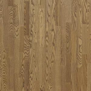 Паркетная доска Alster Wood Трёхполосная Дуб Тигр браш