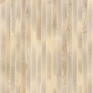Паркетная доска Focus Floor Трехполосная Дуб Калима белое масло