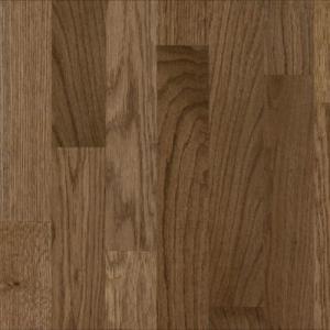 Паркетная доска Focus Floor Трехполосная Ясень Байамо коричневое масло