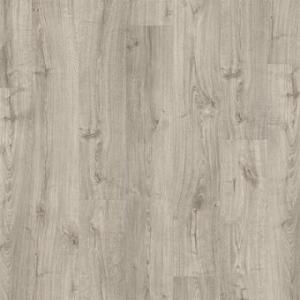ПВХ плитка Quick-Step PUCL40089 Дуб осенний теплый серый