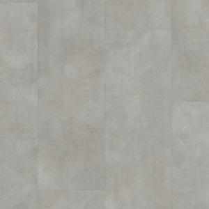 ПВХ плитка Quick-Step AMGP40050 Бетон тёплый серый