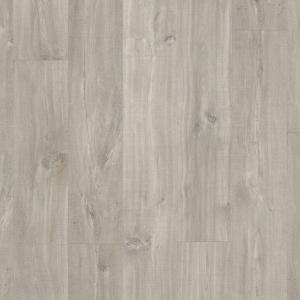 ПВХ плитка Quick-Step BAGP40030 Дуб каньон серый пилёный