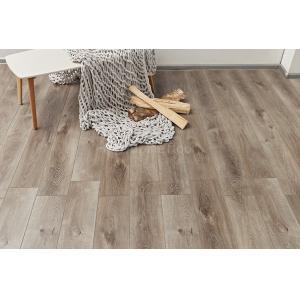 ПВХ плитка Alpine Floor Premium XL Дуб Грей дождливый ECO 7-4