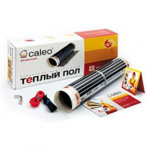 Пленочный инфракрасный теплый пол CALEO PF-150-400- 2 кв.м.