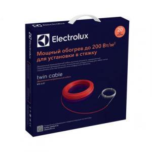 Нагревательная секция серии Twin Cable ETC 2-17-500 4,2 м2