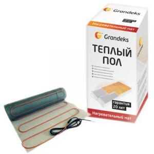 Мат нагревательный одножильный Grandeks G1- 6,0/970