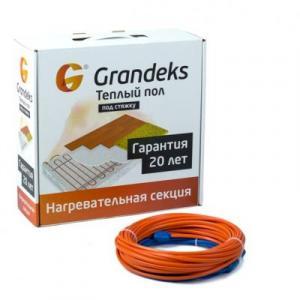 Кабельная cистема в cтяжку Grandeks G2-2/1700Вт