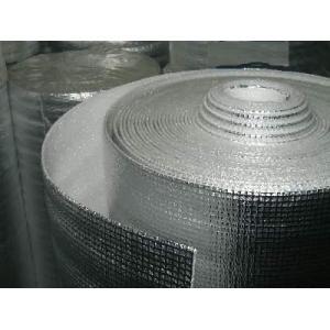 Подложка теплоизолирующая с лавсановой плёнкой 2мм (для тёплых полов) Россия