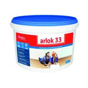 33 Клей Arlok 1,3 кг универсальный для напольных покрытий