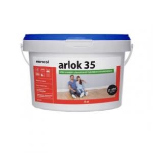 35 Клей Arlok 1,3 кг контактный для напольных покрытий