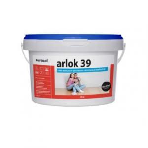 39 Клей Arlok 3 кг фиксатор для гибких напольных покрытий