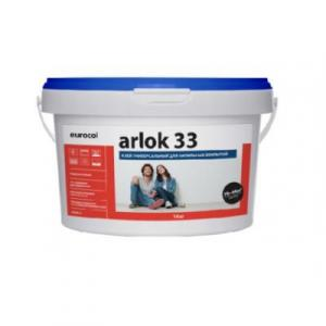 33 Клей Arlok 4 кг универсальный для напольных покрытий
