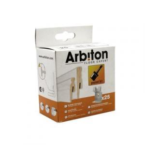 Клипсы для плинтуса МДФ под покраску Arbiton Paint it  (25 штук)