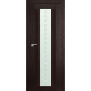 Дверь 16X Венге Мелинга стекло квадро