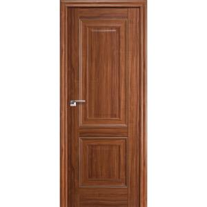 Дверь 27Х Орех Амари молдинг серебро