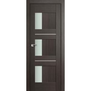 Дверь 35X Грей Мелинга стекло матовое