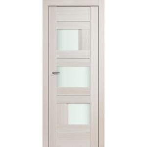 Дверь 39X Эш Вайт Мелинга стекло матовое