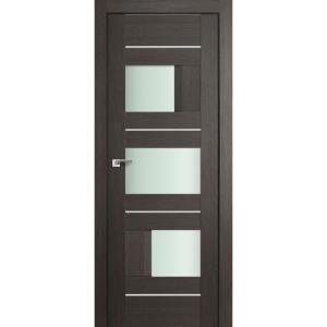 Дверь 39X Грей Мелинга стекло матовое