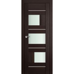 Дверь 39X Венге Мелинга стекло матовое