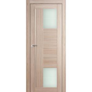 Дверь 43X Капучино Мелинга стекло Varga