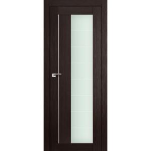 Дверь 47X Венге Мелинга стекло Varga