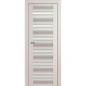 Дверь 57X Эш Вайт Мелинга стекло матовое