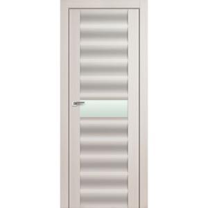 Дверь 59X Эш Вайт Мелинга стекло матовое