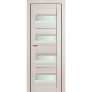 Дверь 60X Эш Вайт Мелинга стекло матовое