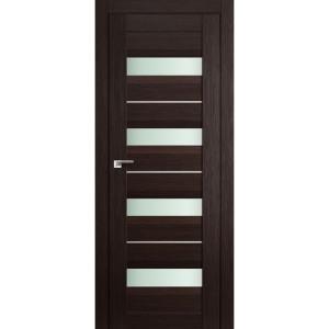 Дверь 60X Венге Мелинга стекло матовое