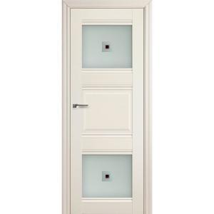 Дверь 6Х Эш Вайт стекло узор1