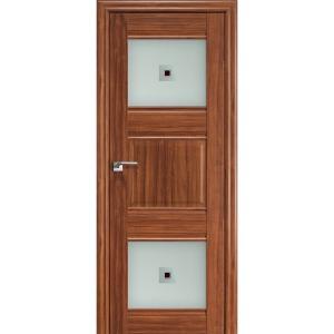 Дверь 6Х Орех Амари стекло узор1