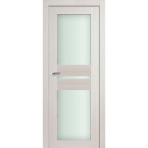 Дверь 70X Эш Вайт Мелинга стекло матовое