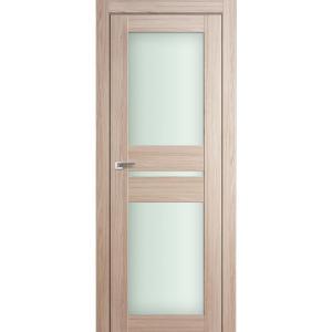 Дверь 70X Капучино Мелинга стекло матовое
