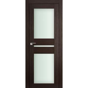 Дверь 70X Венге Мелинга стекло матовое