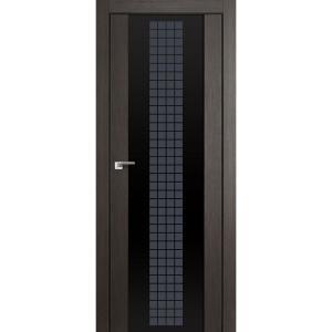 Дверь 8X Грей Мелинга стекло Futura