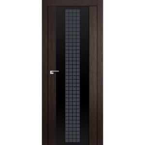 Дверь 8X Венге Мелинга стекло Futura