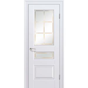 Дверь 94U Аляска стекло гравировка