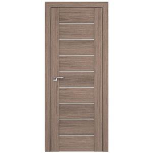 Дверь 98X Дуб Салинас Темный ст. матовое
