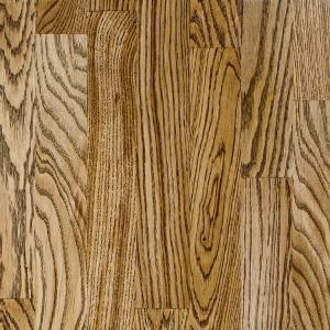 Паркетная доска Alster Wood Однополосная Дуб Гансток браш